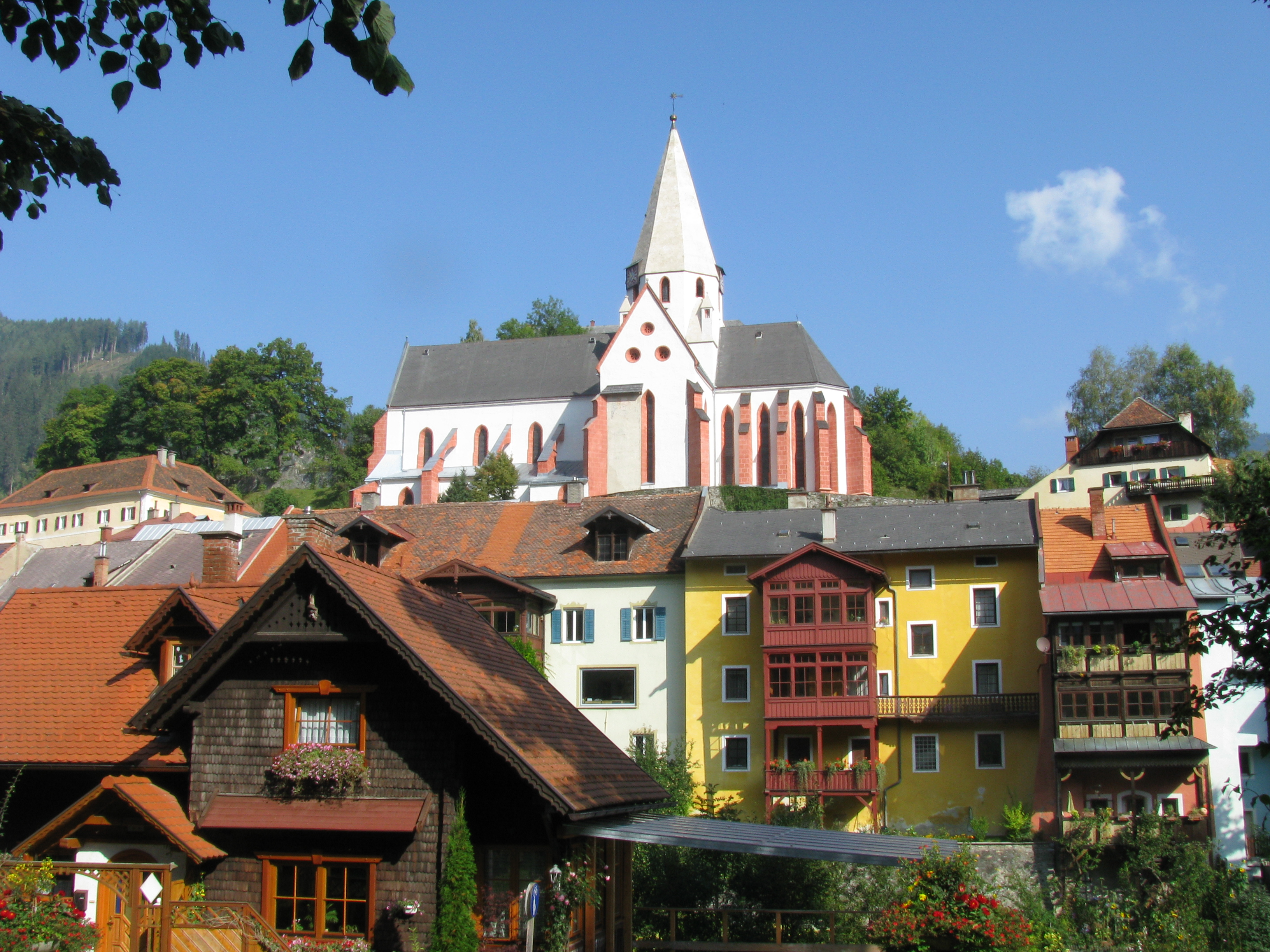 Murauer Stadtkirche