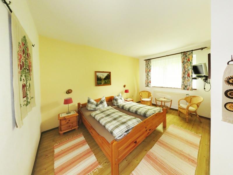 Komfortzimmer Wohnbereich