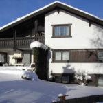 Winterliche Idylle von Haus Rotraud